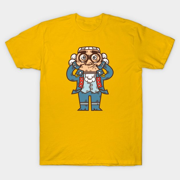 Curious George W. T-Shirt