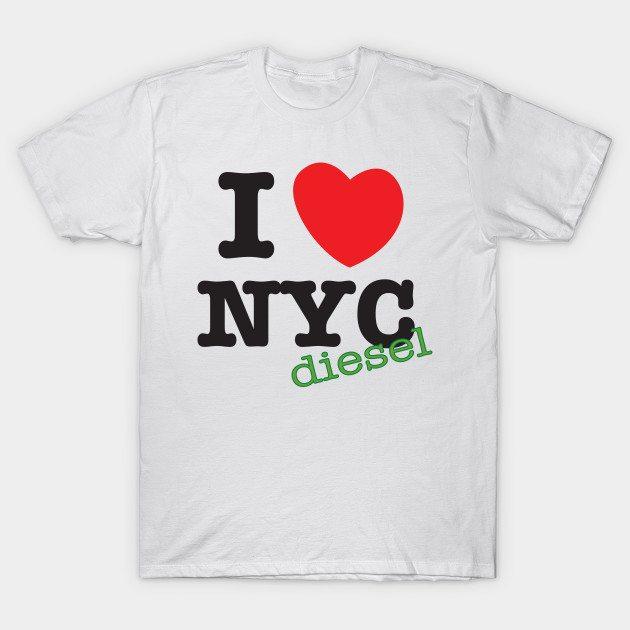 I Love NYC Diesel T-Shirt
