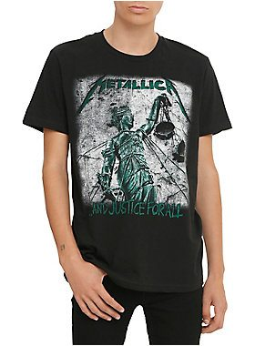 Metallica …And Justice For All T-Shirt
