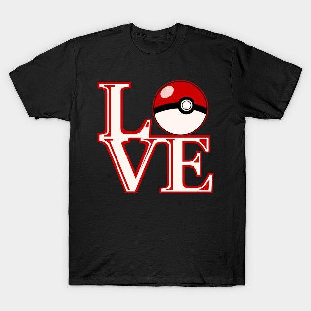 Poke'LOVE T-Shirt