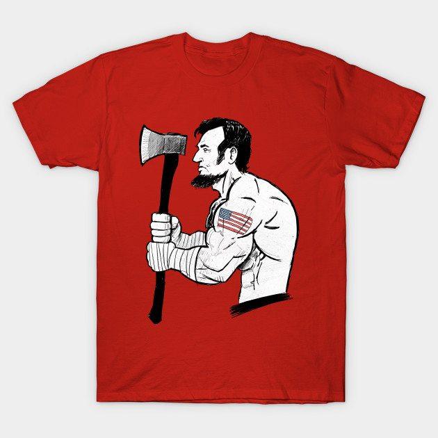 Savage Abe T-Shirt