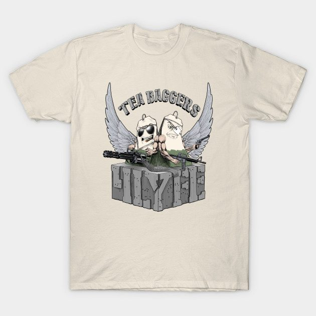 Tea-Baggers 4 LYFE T-Shirt