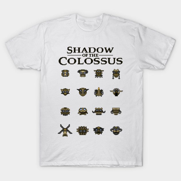 The 16 Colossi T-Shirt