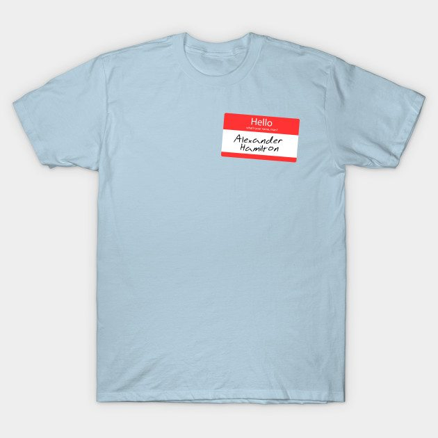 WHAT'S YOUR NAME, MAN? T-Shirt