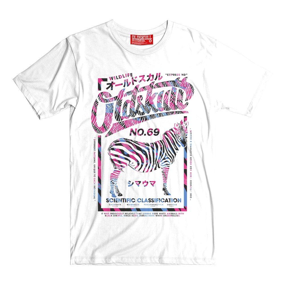 Zany Zebra – Oldskull Store