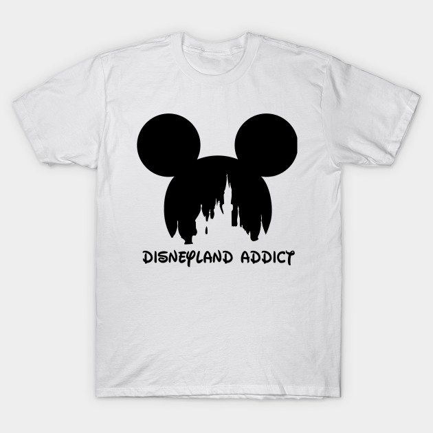 Are you a Disneyland Addict? T-Shirt