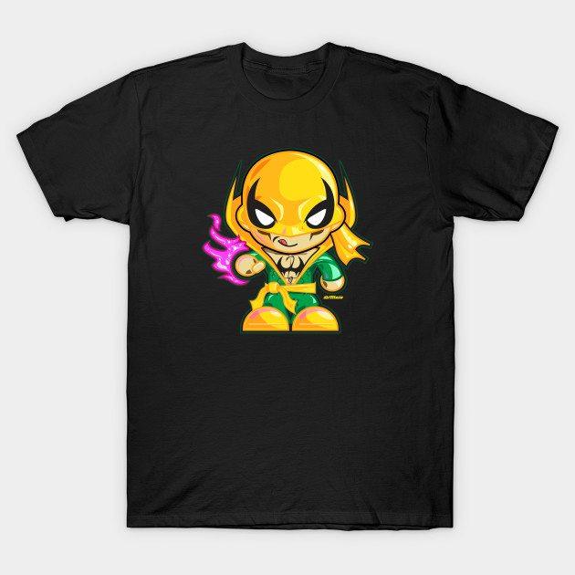 Classic Iron Fist Chibi T-Shirt