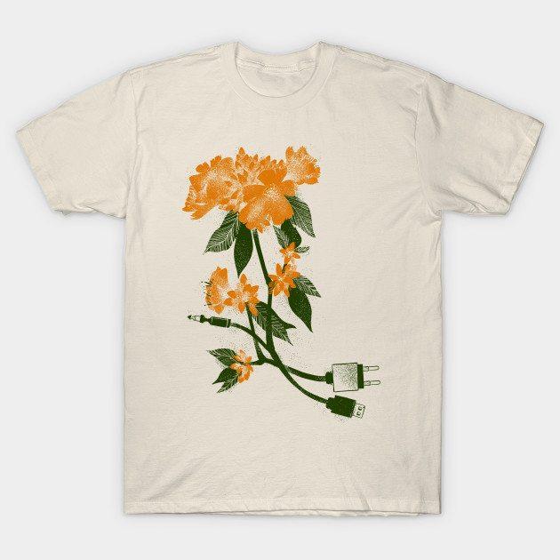 Digital Spring T-Shirt