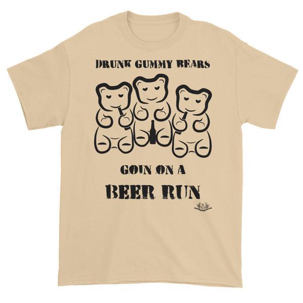 Drunk Gummy Bears Goin on a Beer Run