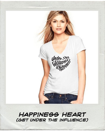 Happiness Heart (Get Under the Influence)
