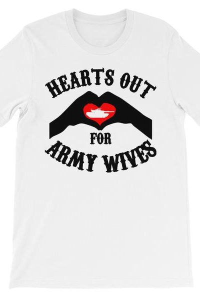 Hearts Out for Army Wives