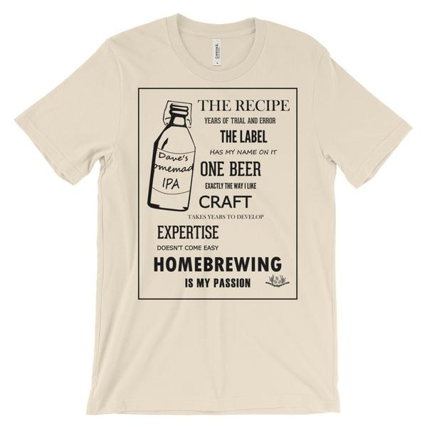 Homebrewing is my Passion