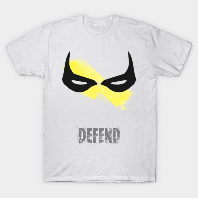 Iron Fist- DEFEND T-Shirt