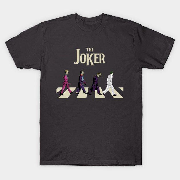 Joker Road T-Shirt