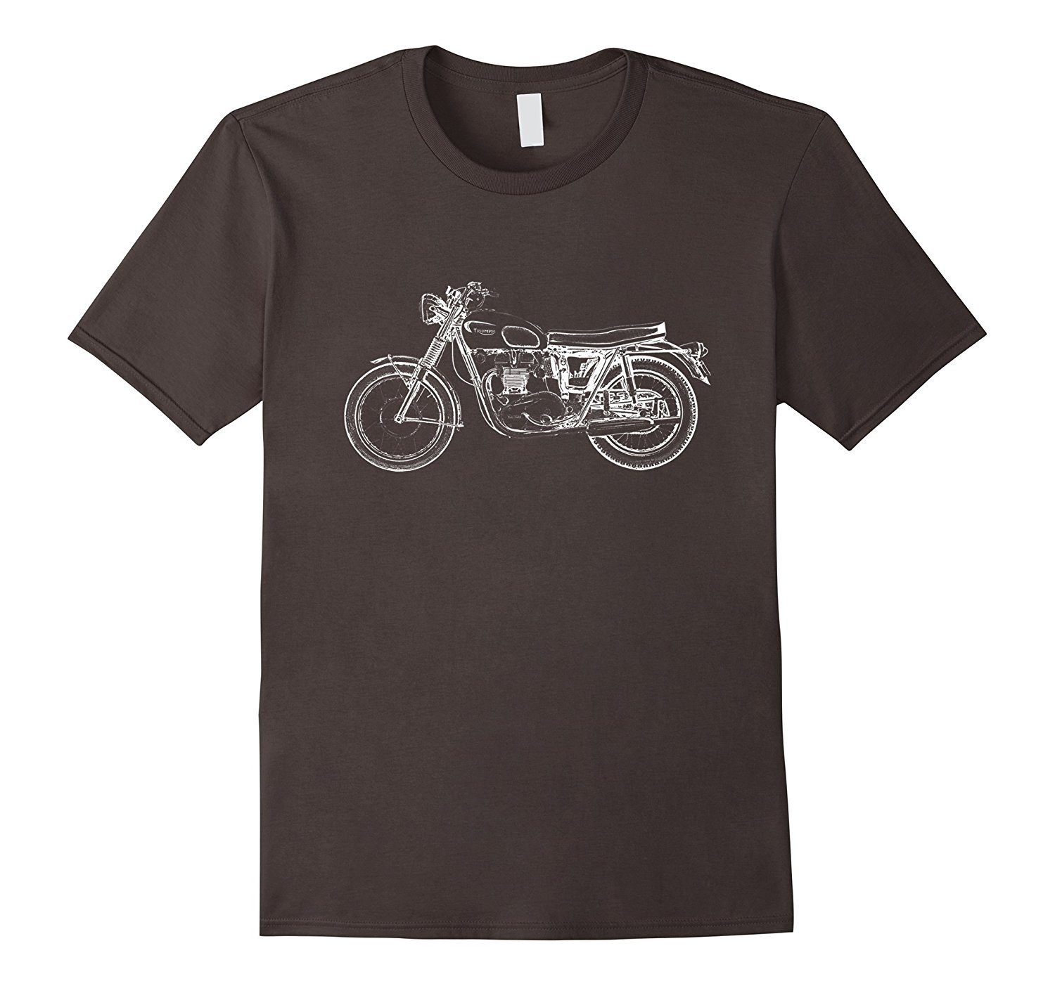 Men's Vintage Classic Motorcycle