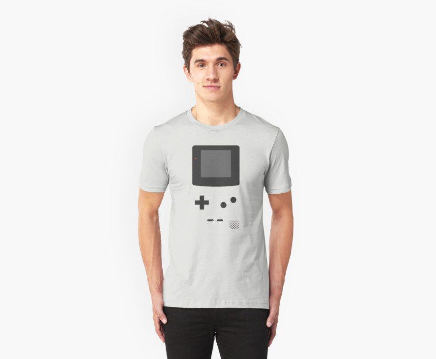 Minimalistic Gameboy
