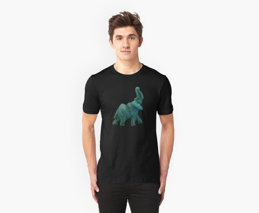 Modern Art Elephant