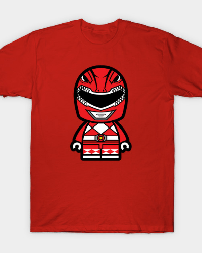Red Power Chibi Ranger