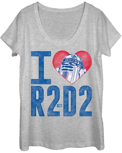 Star Wars – R2D2 Love