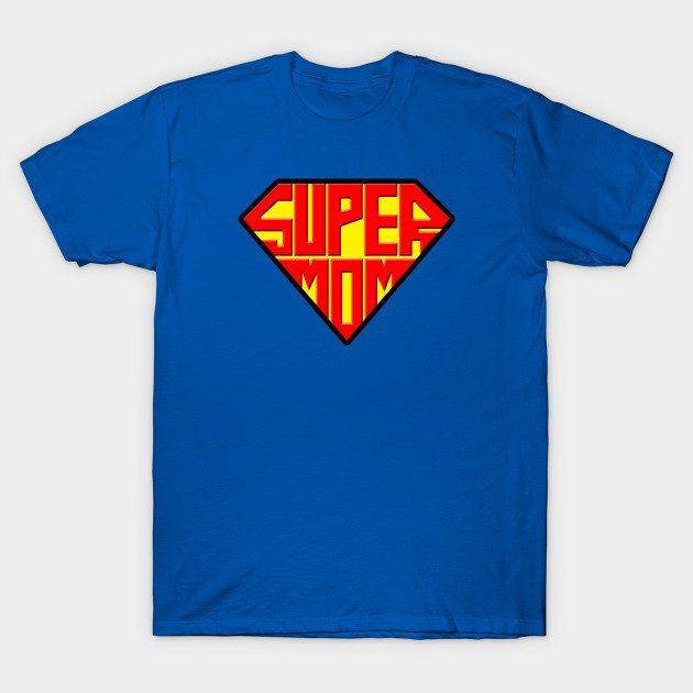 Supermom B T-Shirt