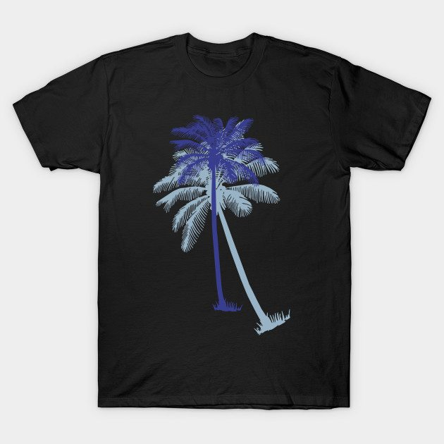 Swaying Palmtrees T-Shirt