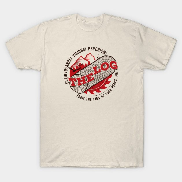 The Log of Twin Peaks T-Shirt