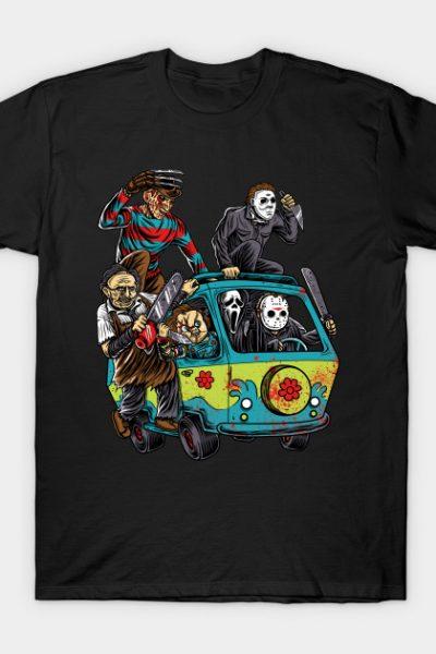 The Massacre Machine T-Shirt