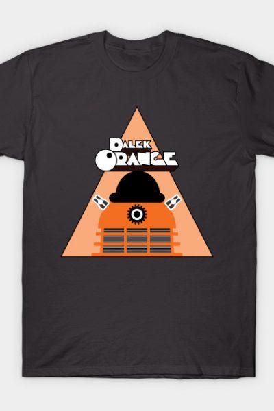 A Dalek Orange T-Shirt