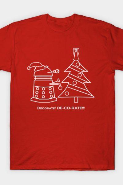 A Very Dalek Christmas T-Shirt