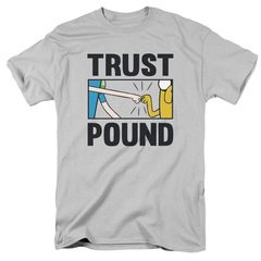Adventure Time – Trust Pound T-Shirt