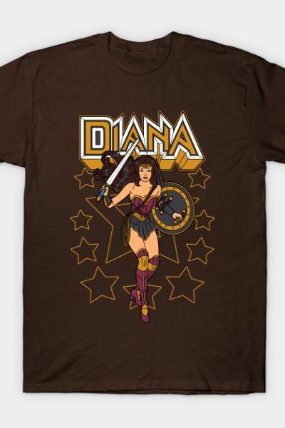 Amazon Princess T-Shirt