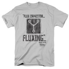 Back to the Future Flux Capacitor… Fluxing T-Shirt