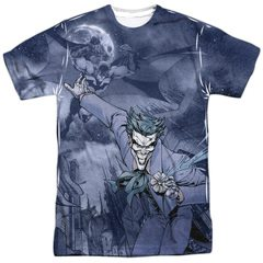 Batman Catch The Joker Sublimation T-Shirt