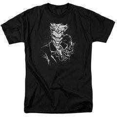 Batman Joker'S Splatter Smile T-Shirt