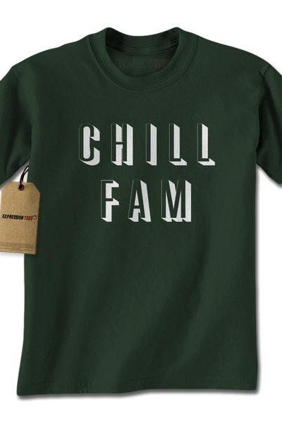 Chill Fam Mens T-shirt