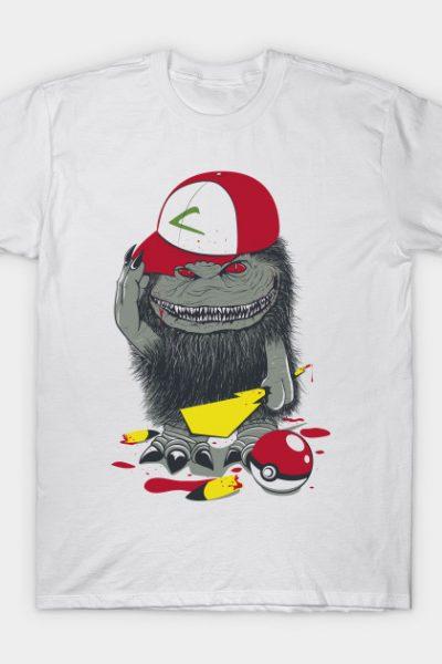 CRITTER , I CHOOSE YOU! T-Shirt