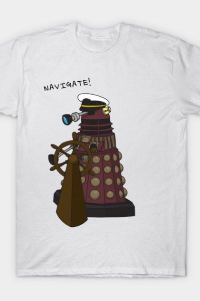 Dalek Jobs | Doctor Who T-Shirt