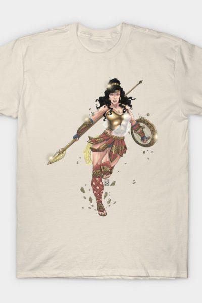 Diana, Princess of Themyscira T-Shirt