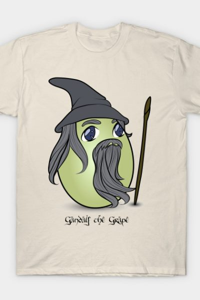 Gandalf The Grape T-Shirt