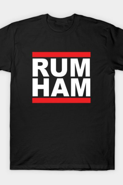 It's Always Sunny In Philadelphia Rum Ham T-Shirt