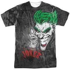 Joker Sprays The City Sublimation T-Shirt