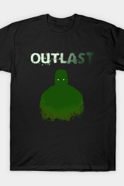 Outlast – another survival horror T-Shirt