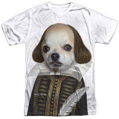 Pets Rock – Shakespeare Sublimation T-Shirt