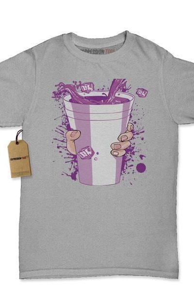 Purple Drank Womens T-shirt