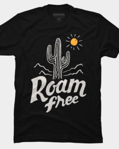 Roam Free
