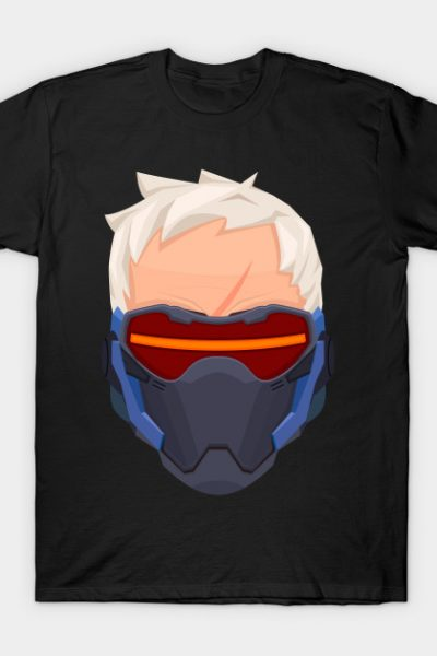 Soldier 76 minimalist T-Shirt