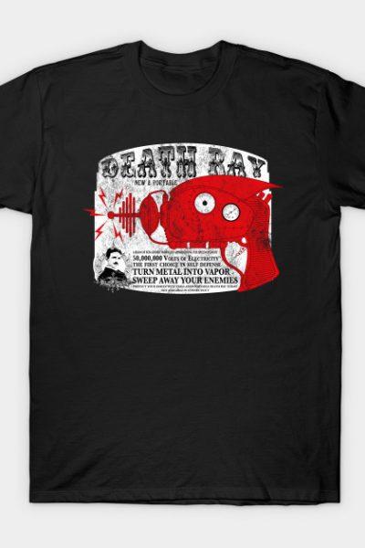 Tesla Arms Deathray T-Shirt