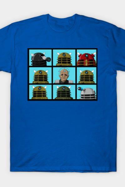 The Dalek Bunch T-Shirt