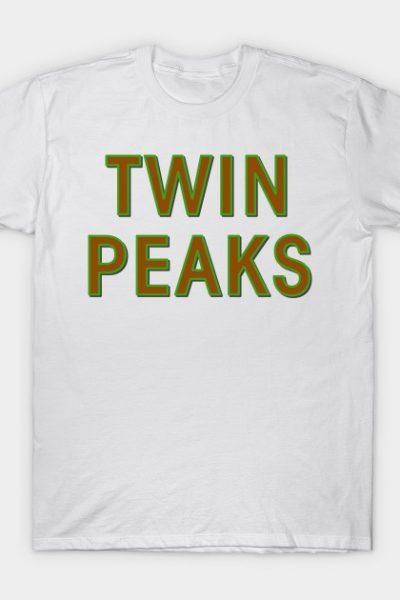 Twin Peaks Logo T-Shirt