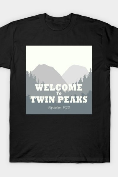 Twin Peaks Welcome T-Shirt